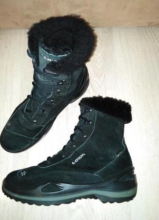 Термо ботинки сапожки lowa gore-tex р.37,5 ст.251 фото