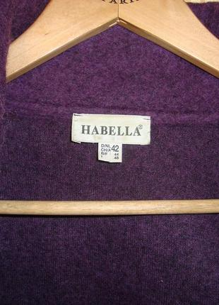 Легкий жакет из валяной шерсти habella4 фото