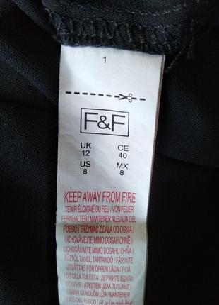 Блузка f&f7 фото