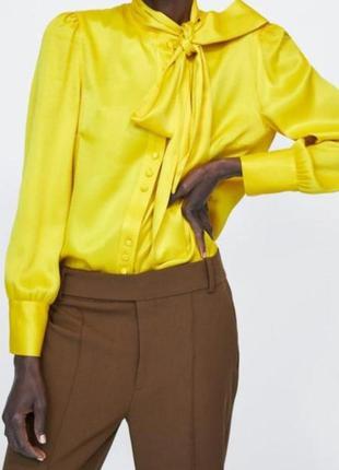 Блуза zara1 фото