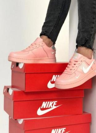 Nike air force pink 💖 36-402 фото