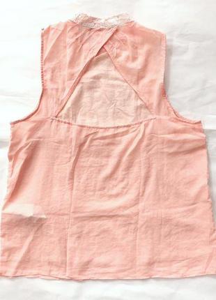 Нежная блуза с кружевами / большая распродажа!2 фото