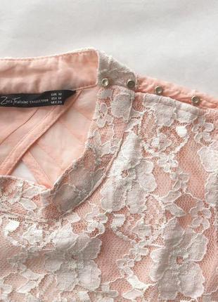 Нежная блуза с кружевами / большая распродажа!3 фото