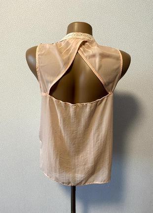 Нежная блуза с кружевами / большая распродажа!5 фото