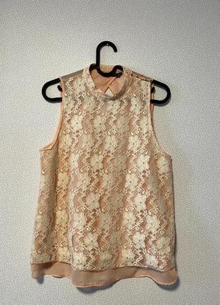 Нежная блуза с кружевами / большая распродажа!9 фото