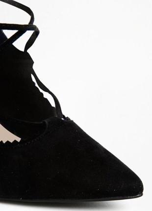 Луфли лодочки на шнуровке3 фото