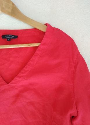 Блуза льон5 фото
