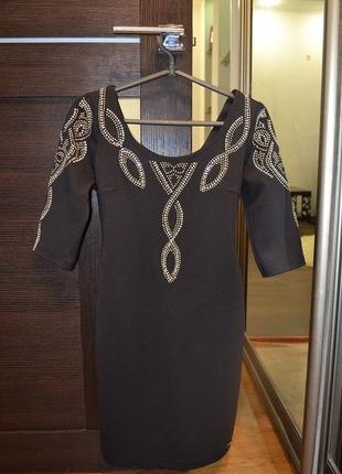 Платье elisabetta franchi, celyn b1 фото