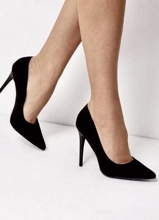 Классические туфли лодочки1 фото