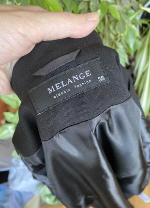 Шерстяной базовый пиджак 44-46разм.5 фото