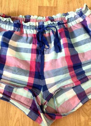 Пижамные шорты шортики oysho