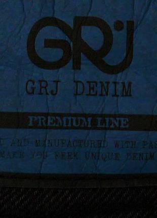 Брюки-штани -джинси на 29-34 джинсовий розмір grjder denim5 фото