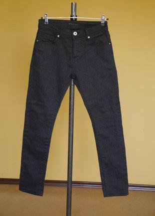 Брюки-штани -джинси на 29-34 джинсовий розмір grjder denim1 фото