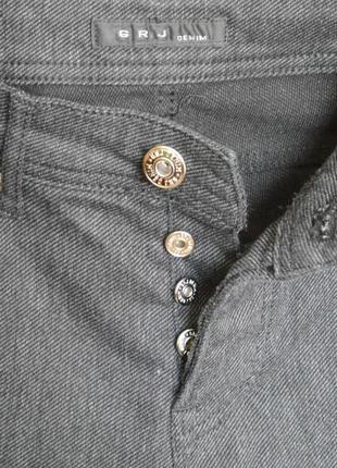 Брюки-штани -джинси на 29-34 джинсовий розмір grjder denim3 фото