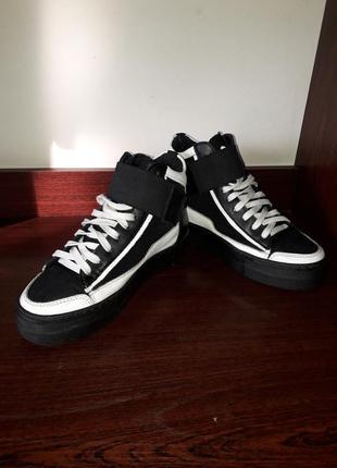 Кеди ботинки кроссовки3 фото
