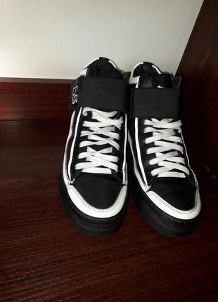 Кеди ботинки кроссовки2 фото
