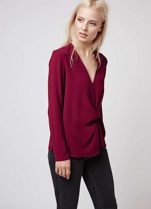 Блузка topshop1 фото