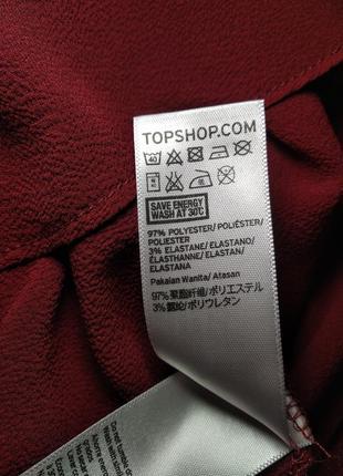 Блузка topshop9 фото