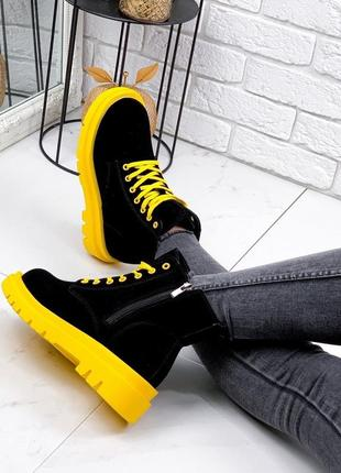 Ботинки женские2 фото