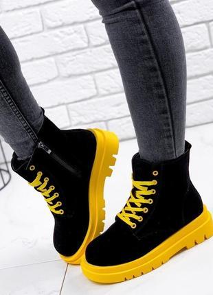 Ботинки женские6 фото