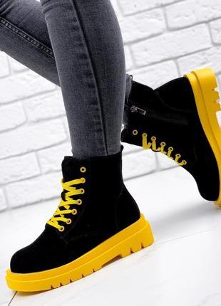 Ботинки женские5 фото