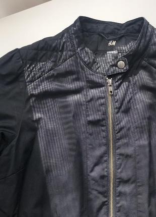 Куртка ветровка h&m размер l3 фото
