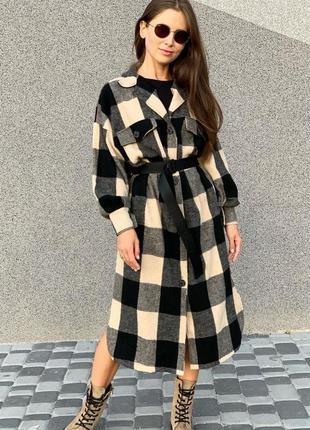 Сорочка пальто