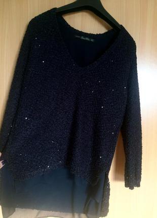 Красивый свитерок zara