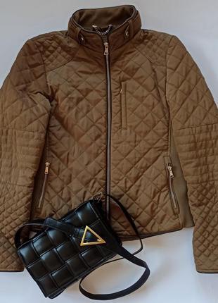 Куртка курточка zara осенняя демисезонная размер m l