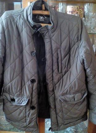 Легкая простеганная куртка