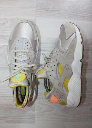 Оригинальные женские кроссовки nike air huarache run premium