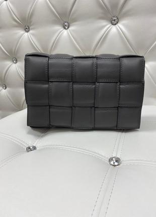 Оригинальная, стильная сумочка, натуральная кожа. италия