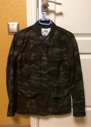 Демисезонная куртка, ветровка only р s