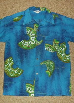 Оригинальная гавайская рубашка
