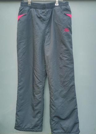 Теплые штаны,зимние,лыжные,флис⛄