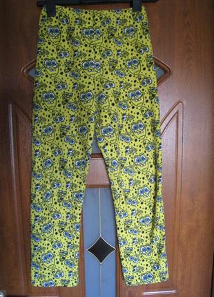 Флисовые пижамные штаны для мальчика primark
