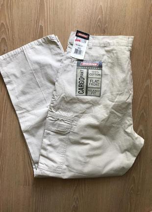 Новые карго брюки dickies большого размера