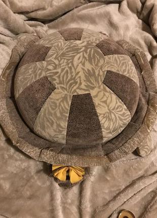Подушка игрушка черепаха