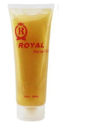 Термаж гель royal facial gel с гиалуроновой кислотой и коллагеном многофункциональный