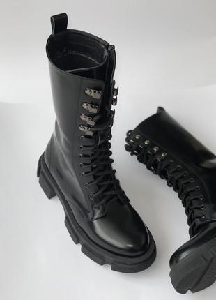 Мега модные , новинки, сапоги - ботинки, с 36-41р.