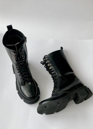 Мега модные , новинки, сапоги - ботинки,  с 36-41р.3 фото