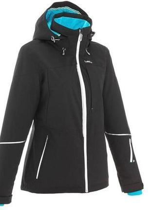 Утепленная женская горнолыжная термо куртка/decathlon wedze франция/р.l/46-48/