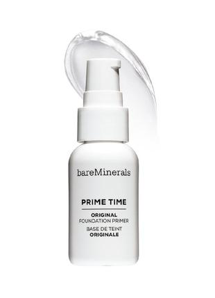 Основа под макияж bare minerals prime time original