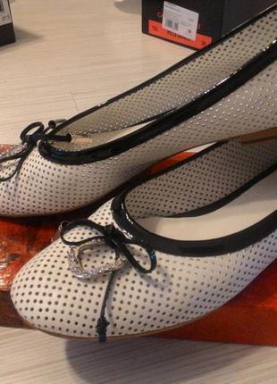 Туфли женские 39 размер, натуральная кожа
