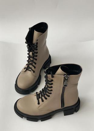 Топ качество, ботинки- стильные новинки  ,кожа натуральная, с 36-41р2 фото