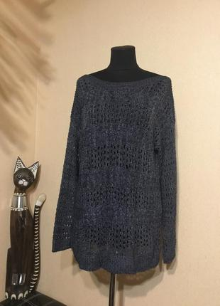 Фирменный германский вязаный свитер кофта