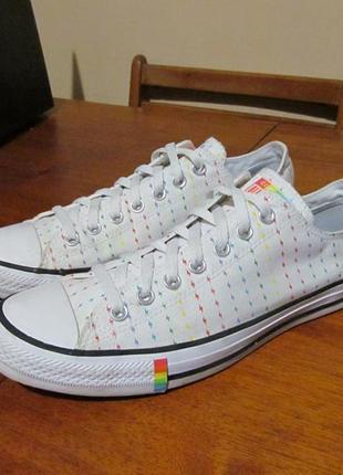 Кеды converse all star low top pride