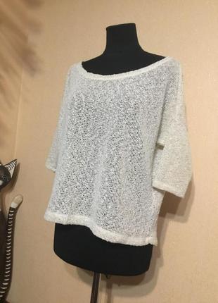 Фирменная свитер кофта блуза