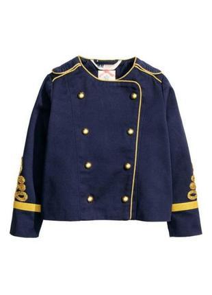 Жакет піджак  куртка h&m