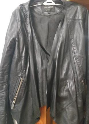 Курточка кожанка косуха